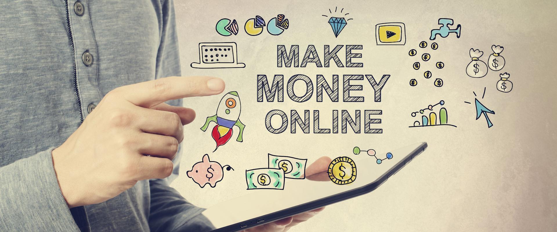 Boost in Online Revenue in 2017