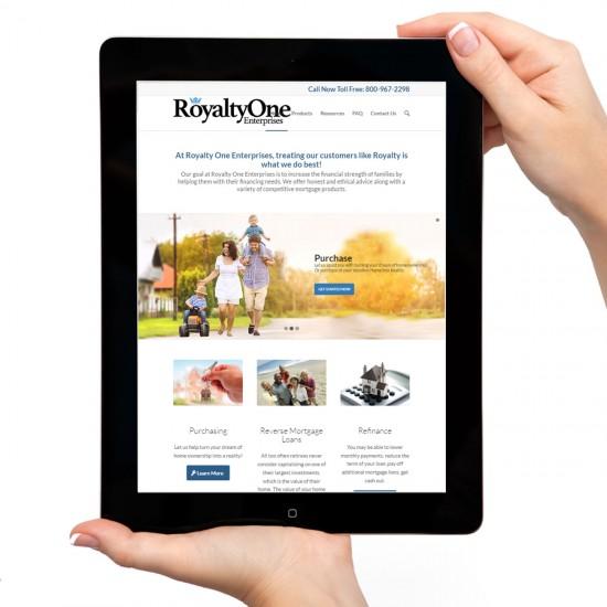 Finance Website Design Broward County